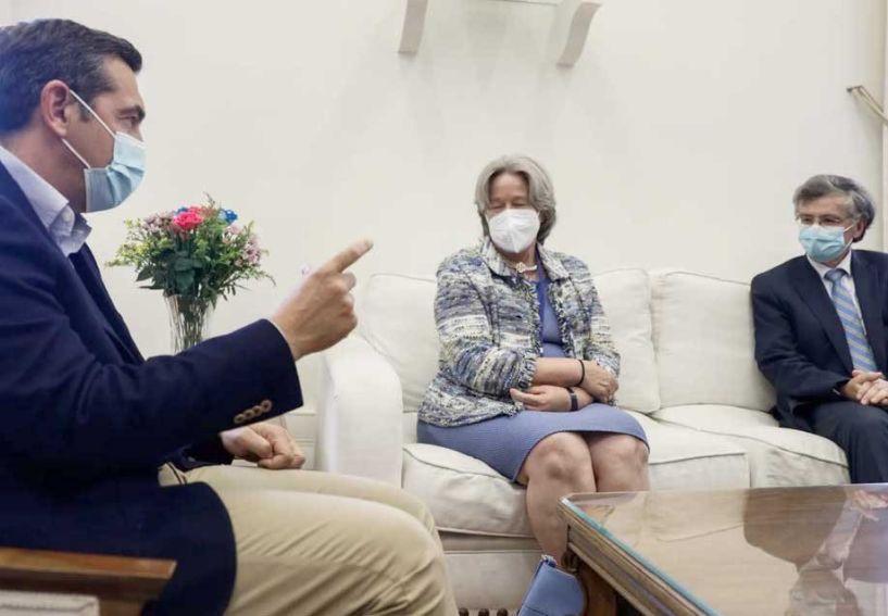 Αλέξης Τσίπρας: Όχι στο διχασμό των πολιτών -Ναι στον εμβολιασμό, τη μάσκα και την τήρηση των μέτρων