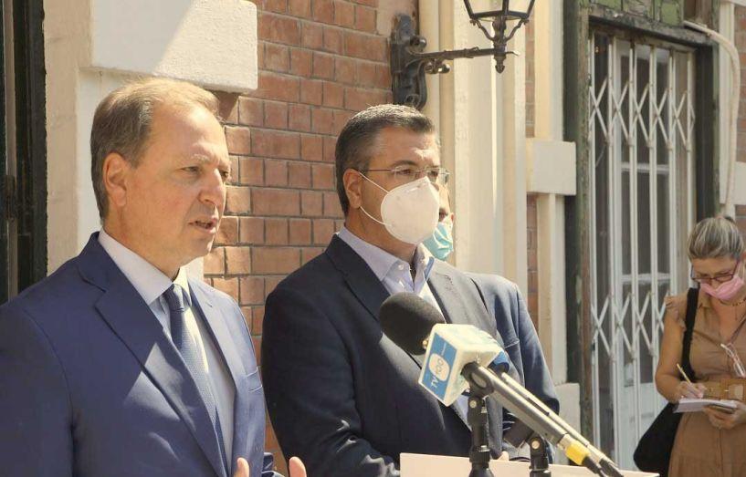 Με τον Υπουργό Αγροτικής Ανάπτυξης συναντήθηκε ο Περιφερειάρχης Κεντρικής Μακεδονίας για τη νέα ΚΑΠ