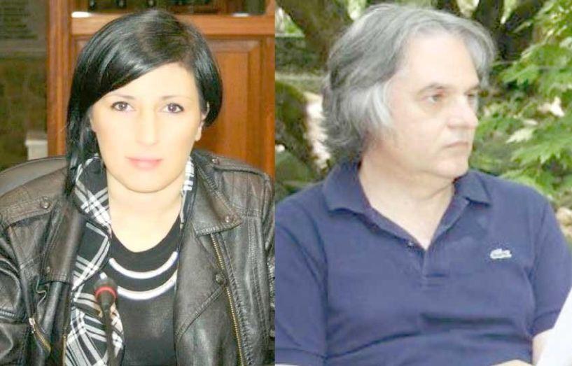 Στα δικαστήρια χθες ο διευθυντής  της ΚΕΠΑ Γ. Καμπούρης και η  δημοτική σύμβουλος Σ. Ελευθεριάδου