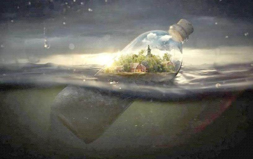 Έκφραση της Ψυχής  ως σύμμαχος της Υγείας… - «Ο Παράδεισος είνα μια μικρή γωνιά στην Ψυχή μας… »