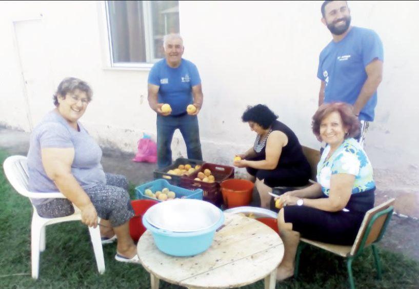 Πιστοί στα χωριά μας στην «χειροποίητη» παράδοση