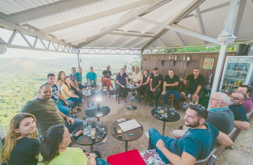 Στην Έδεσσα έγινε η δίμηνη  συνάντηση μελών της Ένωσης  Φωτογράφων- Κ.Δ. Μακεδονίας