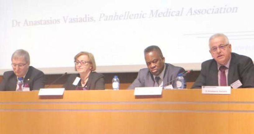 Οι θέσεις της Ευρωπαϊκής ιατρικής κοινότητας   για την υγεία ενόψει των Ευρωεκλογών του 2019