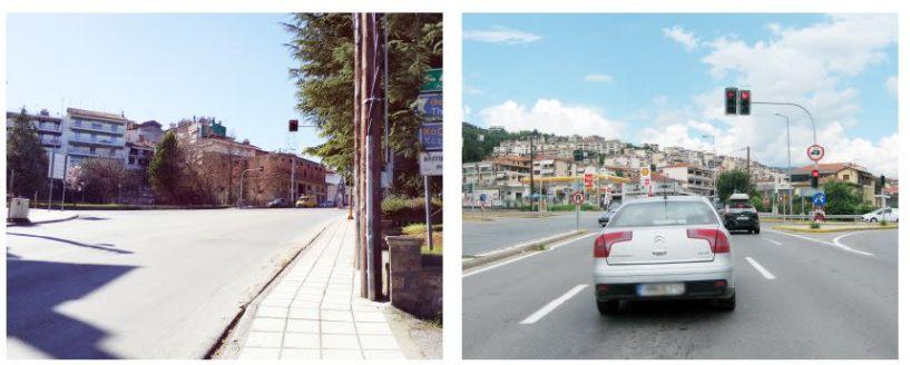 Αποκαταστάθηκε το πρόβλημα με το φανάρι  της οδού Σταδίου…