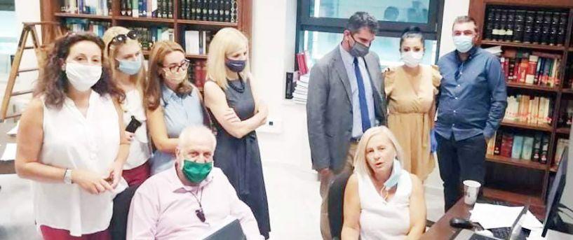 Ήρθε η Ηλεκτρονική Υπογραφή  στους δικηγόρους της Ημαθίας!