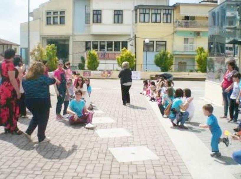 Οι παιδικοί σταθμοί   του Κ.Α.Π.Α. Δήμου Βέροιας τίμησαν τη γιορτή της μητέρας