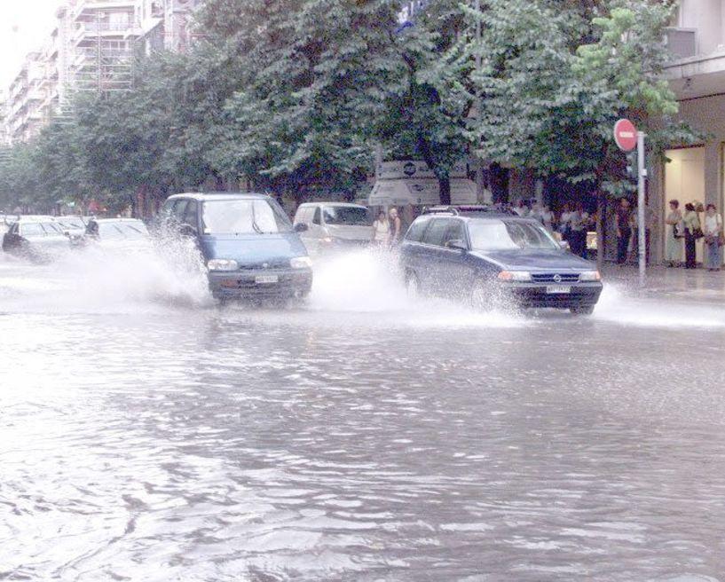 38,3 εκατ. ευρώ   για αποκατάσταση ζημιών από φυσικές καταστροφές στην Κεντρική Μακεδονία