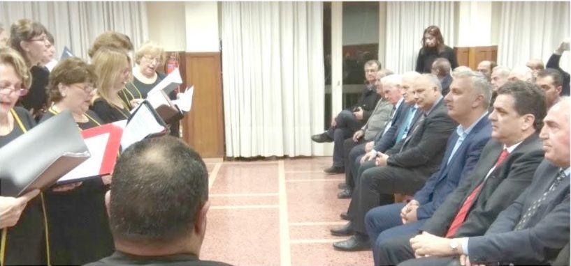 Με κεντρικό ομιλητή   τον Φώτη Κουτσουπιά   η εκδήλωση τιμής   στη μνήμη   των Τριών Ιεραρχών