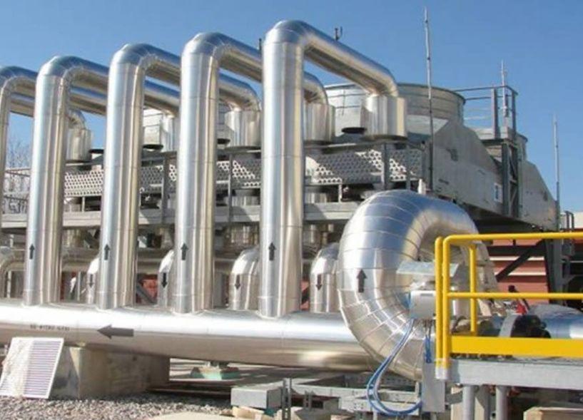 Σε Πατρίδα και Αγία Βαρβάρα  οι σταθμοί συμπίεσης  φυσικού αερίου