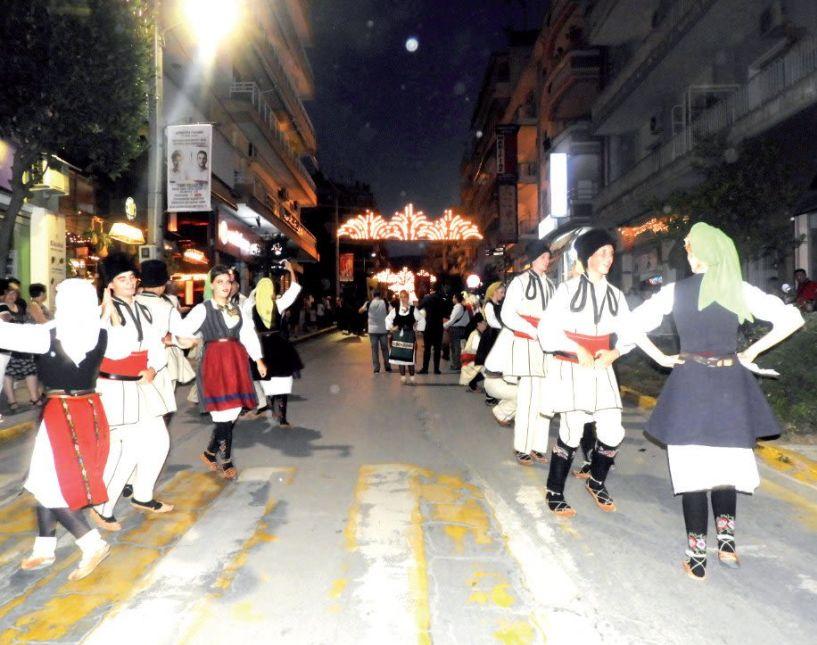 «Προσωρινές κυκλοφοριακές ρυθμίσεις  κατά τη διάρκεια εκδηλώσεων του 3ου Φεστιβάλ Παράδοσης στην πόλη της Βέροιας»