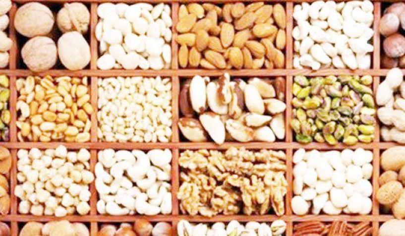Οι ξηροί καρποί και οι σπόροι αποτελούν τροφή θρεπτική και υγιεινή