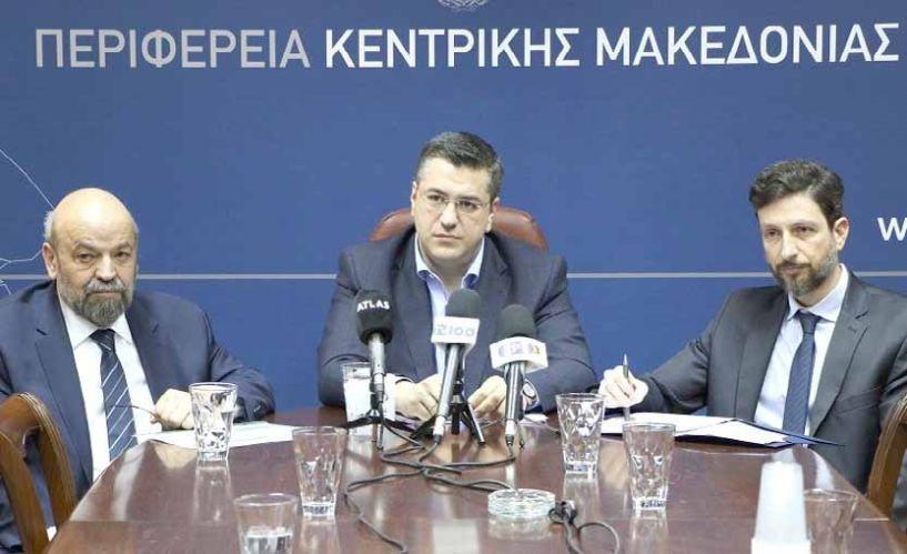 Αύξηση 30% στις αφίξεις τουριστών από το εξωτερικό στην Κεντρική Μακεδονία  Α. Τζιτζικώστας: «152 νέες τουριστικές επενδύσεις εντάχθηκαν στο ΕΣΠΑ»
