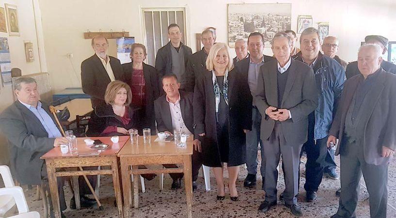 Γεωργία Μπατσαρά: Είμαι μια από εσάς και αγαπώ αυτόν τον τόπο…