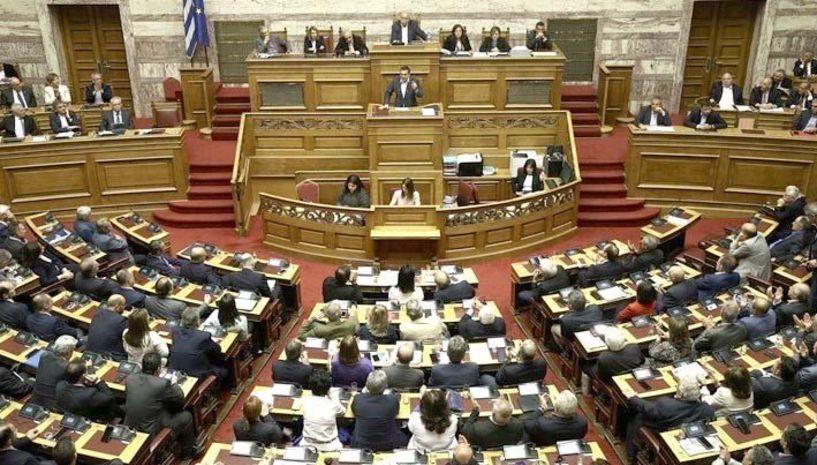Ψήφος εμπιστοσύνης στην   κυβέρνηση έδωσαν 153 βουλευτές