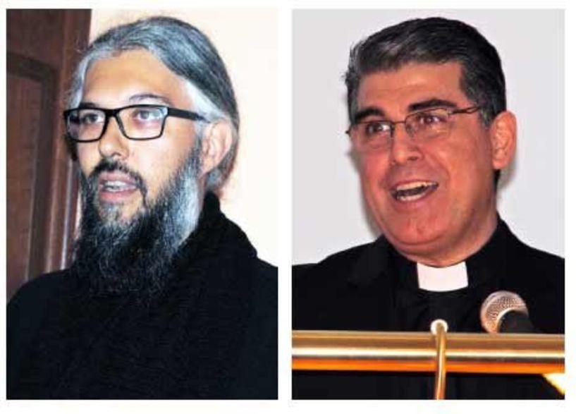 Ένας ιερέας και ένας πάστορας σήμερα…  «Λαϊκά και Αιρετικά»!