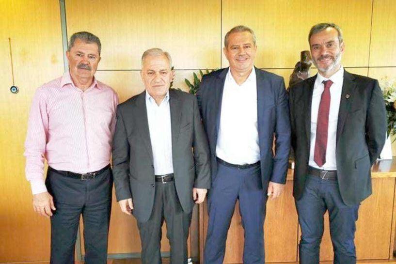 Επανεκλέχθηκε ο Μ. Γεράνης,   πρόεδρος του  ΦοΔΣΑ Κ. Μακεδονίας