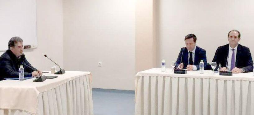 Επανέρχεται η πρόταση   Βεσυρόπουλου   για την ίδρυση τμήματος τροχαίας αυτοκινητοδρόμων στην Ημαθία  - Θετικός εμφανίστηκε   ο Υπουργός Προστασίας του Πολίτη
