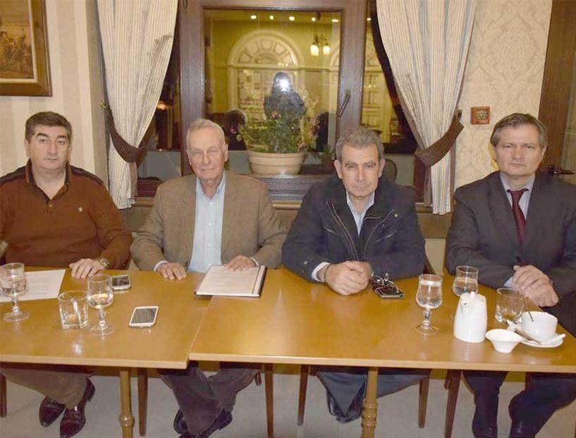 Συντονιστική Επιτροπή Ημαθίας Συνάντηση  των ΑΝΕΛ Ημαθίας με τον  Αντιπρόεδρο του  και τον  Περιφερειάρχη  Κ.Μακεδονίας