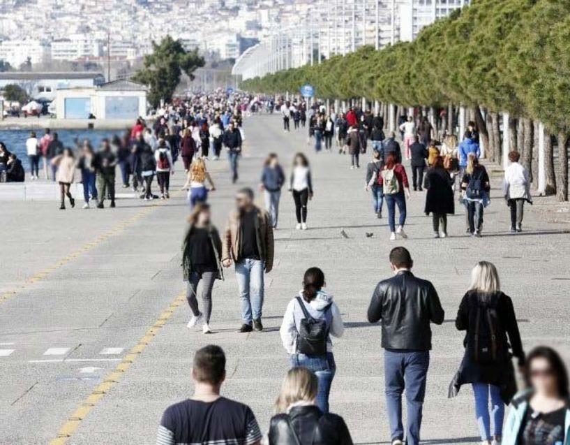 1000 ευρώ πρόστιμο σε όποιον συμμετέχει  σε συνάθροιση άνω των 10 ατόμων