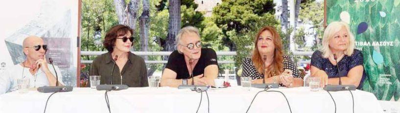 Ενημέρωσαν για τις «Τρωάδες» και την αυριανή πρεμιέρα στη Θεσσαλονίκη - Στον ΑΚΟΥ 996 σήμερα η Γιώτα Φέστα