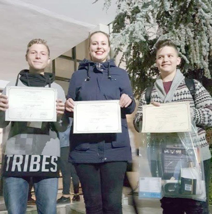 Διακρίσεις μαθητών από το Ωδείο της Μητρόπολης   στην  6η Πανελλαδική   Συνάντηση Σαξοφώνου
