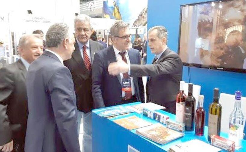 Σε διεθνή έκθεση τουρισμού στο Κίεβο  η Περιφέρεια Κ. Μακεδονίας