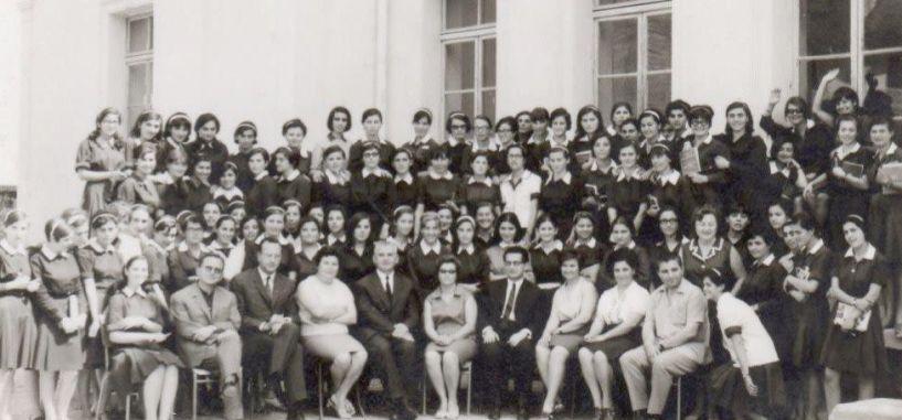 Reunion, για τις απόφοιτες   του Γυμνασίου Θηλέων   Βέροιας μετά από 50 χρόνια
