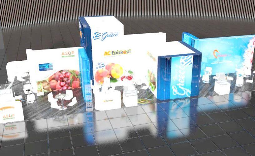Συμμετοχή ρεκόρ από τη   NOVACERT στη Fruit Logistica