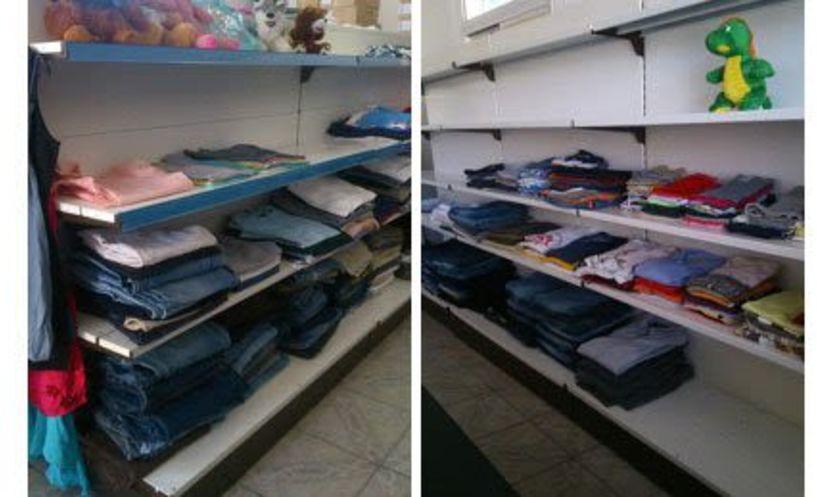 92da2eff8a5 Το Κοινωνικό Παντοπωλείο του Δήμου Aλεξάνδρειας συγκεντρώνει και διαθέτει  Βρεφικά Είδη , Παιδικά και Εφηβικά Ρούχα