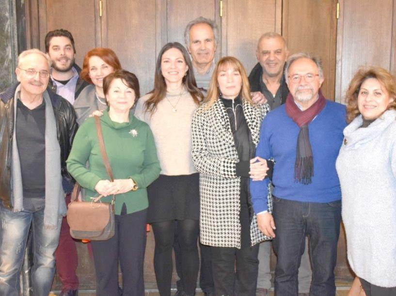 Νέο Διοικητικό  Συμβούλιο στον Όμιλο Φίλων Θεάτρου και Τεχνών Βέροιας
