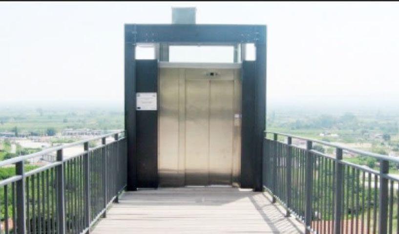 Που είναι το ασανσέρ της Ελιάς  τώρα που χρειάζεται με τον χιονιά;