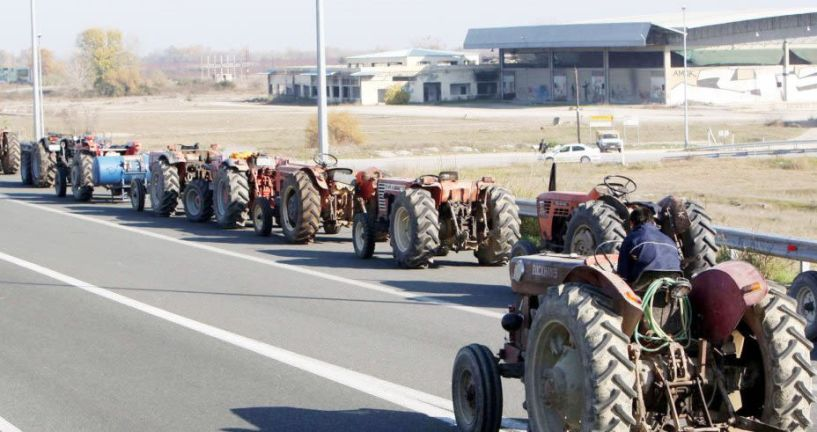 Ετοιμάζουν νέες κινητοποιήσεις οι αγρότες...