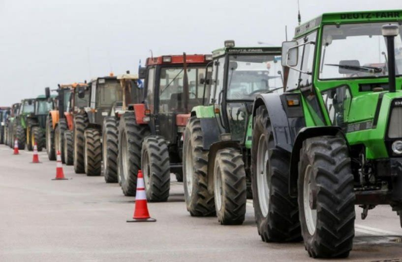 Αύριο το ραντεβού των αγροτών   με τέσσερις Υπουργούς, στην Αθήνα