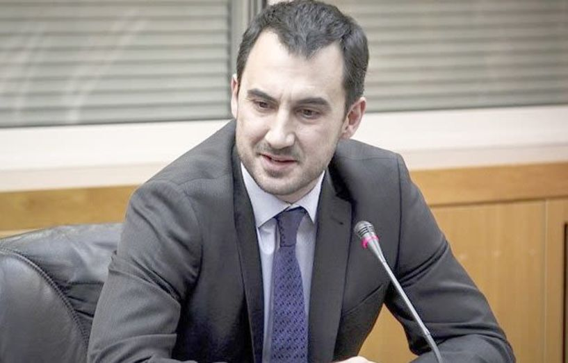 Αλ. Χαρίτσης: Σε τριετή  προγραμματισμό προσλήψεων στην Τοπική αυτοδιοίκηση  προχωρά το  Υπουργείο Εσωτερικών