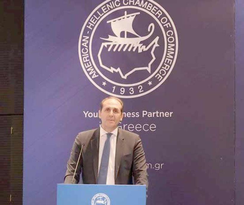 Ολοκληρώθηκε με ιδιαίτερη επιτυχία το 11ο Thessaloniki  Tax Forum από το Ελληνο-Αμερικανικό Εμπορικό Επιμελητήριο