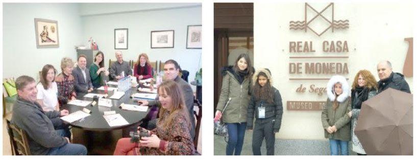 Στο πλαίσιο του Erasmus+ - Στη Μαδρίτη, μαθητές  και εκπαιδευτικοί του δημοτικού σχολείου Κουλούρας