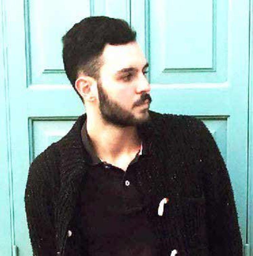 Ο 23χρονος Αλέξανδρος Αλαγκιοζίδης,  νέος πρόεδρος της ΟΝΝΕΔ Ημαθίας