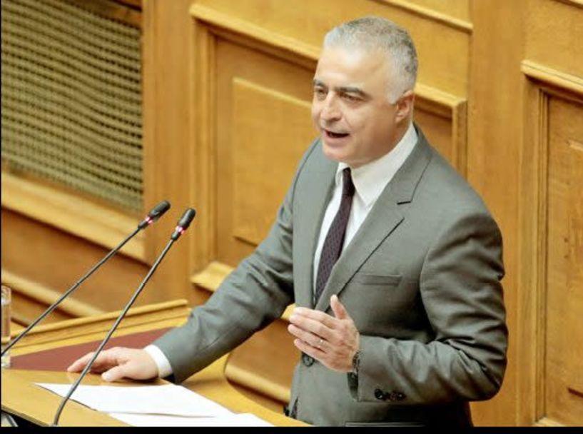 Ερώτηση Τσαβδαρίδη στη Βουλή: Ζητά άμεση εκκαθάριση  των εργοσήμων για 70.000 υποψήφιους συνταξιούχους, προς επίσπευση της σύνταξής τους