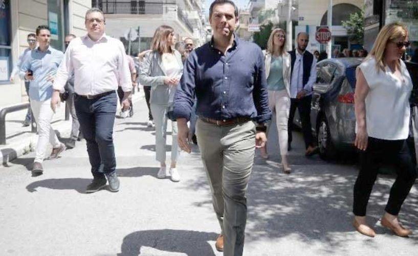 Αλέξης Τσίπρας: Η ύφεση ήρθε από την πολιτική της  Νέας Δημοκρατίας,  πριν από τον κορονοιό