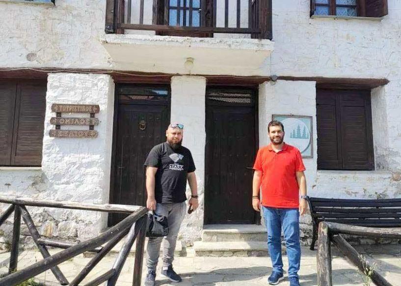 Με άμεση παρέμβαση του δήμου Βέροιας  επανήλθε το ίντερνετ στο Σέλι