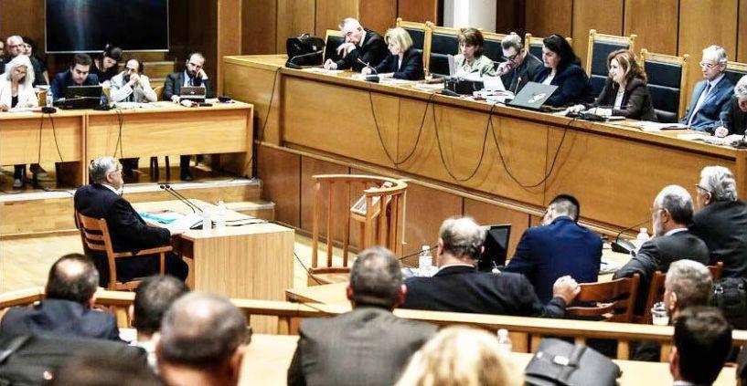 Δίκη Χρυσής Αυγής: Τη Δευτέρα η απόφαση   για τα ελαφρυντικά, διέκοψε το δικαστήριο