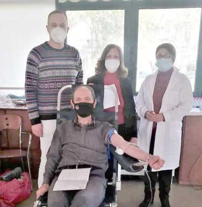 Δήμος Αλεξάνδρειας: Ευχαριστήριο για την συμμετοχή στην εθελοντική αιμοδοσία