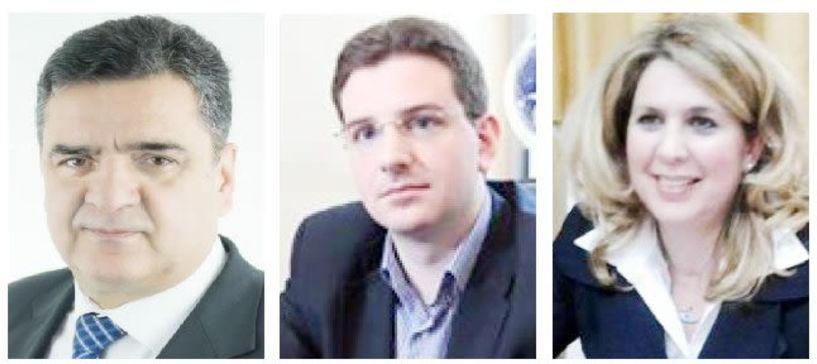 Κουτσουπιάς, Κόβας και Μοσχοπούλου τρία ακόμα νέα ονόματα στο Μητρώο Πολιτικών Στελεχών της Ν.Δ.