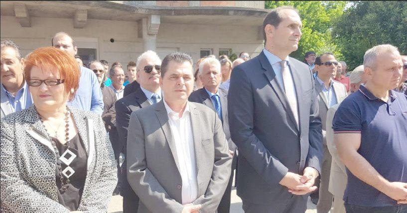 Στην Επισκοπή Νάουσας ο  αντιπεριφερειάρχης Ημαθίας  Κ. Καλαϊτζίδης  στις εκδηλώσεις  μνήμης της Ποντιακής Γενοκτονίας