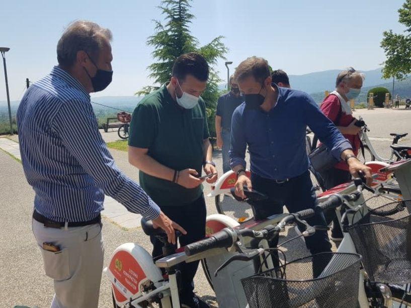 Veria bikes: Νέα εφαρμογή smaprtphones για τα κοινόχρηστα ποδήλατα του Δήμου Βέροιας - Αναλυτικές οδηγίες (Βίντεο)