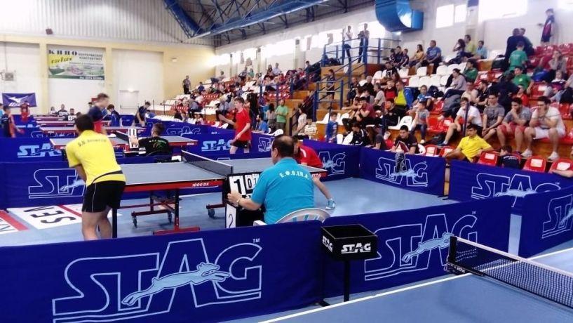 Η Βέροια έκλεισε υπέροχα τη φετινή σειρά των αναπτυξιακών τουρνουά Επιτραπέζιας Αντισφάιρησης με συμμετοχή 169 αθλητών από 44 σωματεία