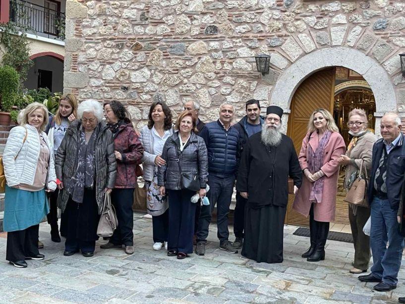 Το Λύκειο των Ελληνίδων Βέροιας στην Εύβοια