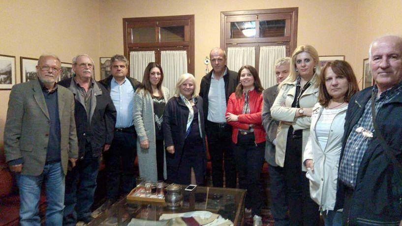 Γεωργία Μπατσαρά: Ναι στην σύμπραξη Δήμου και συλλόγων για κοινές προτάσεις χρηματοδότησης