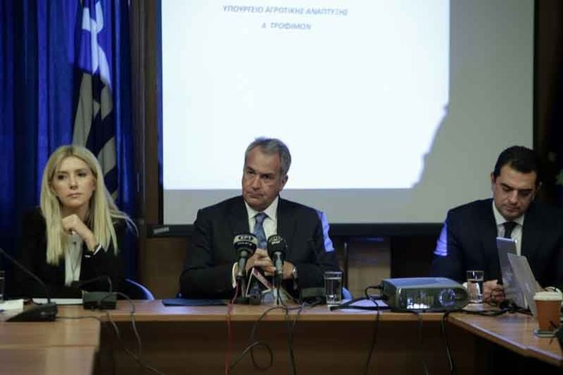 Ο ΥπΑΑΤ, Μ. Βορίδης παρουσίασε τον απολογισμό και τους στόχους  για τα μεγάλα και σημαντικά έργα