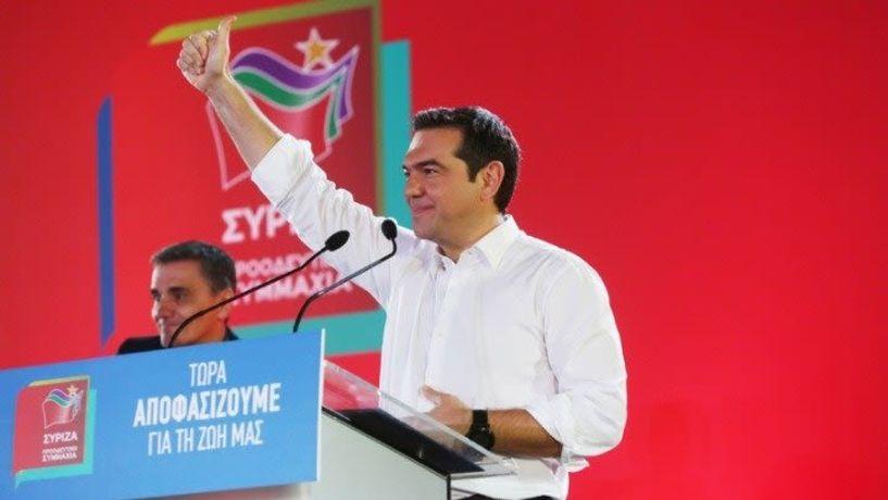 Κάλεσμα αλλαγής από τον Αλ. Τσίπρα:  4 πυλώνες και  12 δεσμεύσεις  στο κυβερνητικό πρόγραμμα του ΣΥΡΙΖΑ για την  επόμενη τετραετία